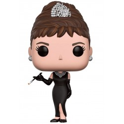 Figura Holly Golightly de Desayuno Con Diamantes Funko Pop 9 cm