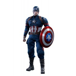 Figura Capitan America Civil War Movie Masterpiece 1/6 Captain America 31 cm