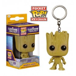 Llavero Groot Guardianes de La Galaxia Funko Pop Pocket