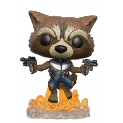 Figura Rocket Raccoon Guadianes de la Galaxia Vol. 2 Funko Pop