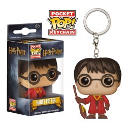 Llavero Harry Potter Mini Funko Pop Harry Potter