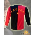 Camiseta Harry Potter Triwizard Manga Larga