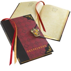 Diario Gryffindor de Harry Potter Noble Collection