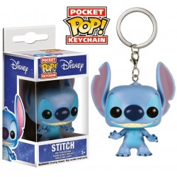 Llavero Stich Mini Funko Pop Lilo y Stitch
