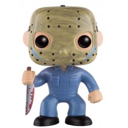 Figura Jason Voorhees New Beginning de Viernes 13 Pop Funko 10 cm