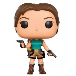 Figura Lara Croft de Tomb Raider Pop Funko 10 cm