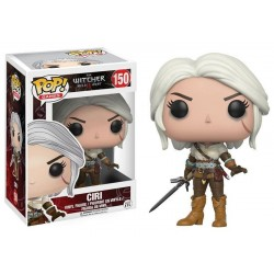 Figura Ciri The Witcher Funko Pop