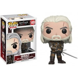 Figura Geralt The Witcher Funko Pop