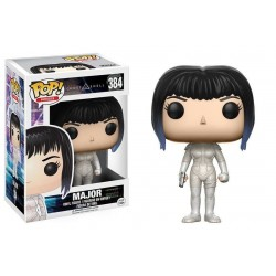 Figura Major de Ghost In The Shell Pop Funko 10 cm