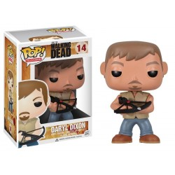 Figura Daryl Dixon de The Walking Dead Pop Funko 10 cm