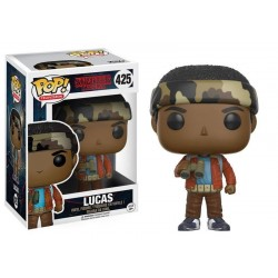 Figura Lucas de Stranger Things Pop Funko 10 cm