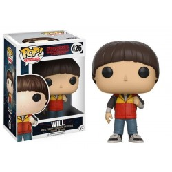 Figura Will de Stranger Things Pop Funko 10 cm
