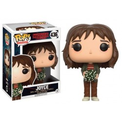Figura Joyce de Stranger Things Pop Funko 10 cm