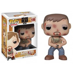 Figura Daryl Dixon con Flecha de The Walking Dead Pop Funko 10 cm