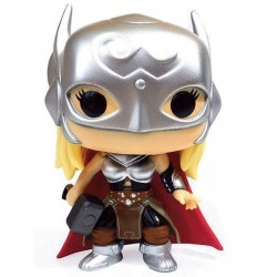 Figura Lady Thor Limited Edition Secrets Wars Pop Funko 10 cm