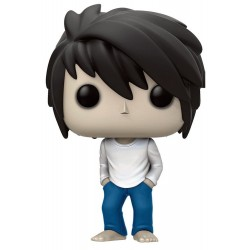 Figura L de Death Note Pop Funko 10 cm
