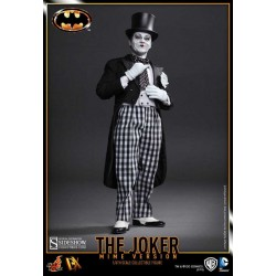 Figura The Joker Mime Version Batman 1989 DX 1/6 30 cm - Sideshow - HOT TOYS