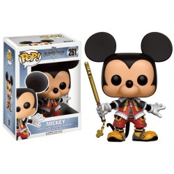 Figura Mickey de Kingdom Herts Pop Funko 10 cm