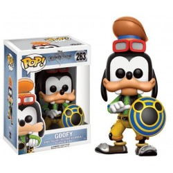 Figura Goofy de Kingdom Hearts Pop Funko 10 cm