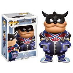 Figura Pete de Kingdom Hearts Pop Funko 10 cm