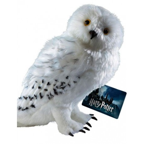 Peluche Hedwig 30 cm Harry Potter Noble Collection