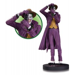 Estatua The Joker La Broma Asesina by Brian Bolland 35 cm Edicion Limitada DC Collectibles