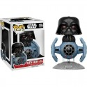 Figura Darth Vader with Tie Fighter Funko Pop