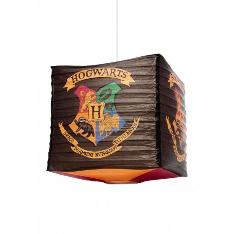 Lampara Techo Harry Potter Hogwarts