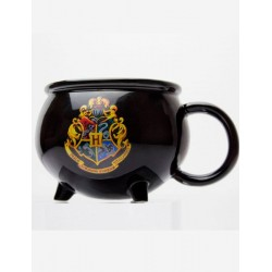 Taza Harry Potter 3D Caldero Cauldron Ceramica