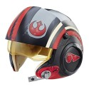 Casco Poe Dameron Electronico Black Series Hasbro Star Wars Episode IV Helmet