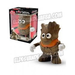 Figura Mr. Potato Groot de Guardianes de la Galaxia Marvel