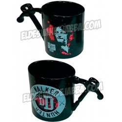 Taza Ballesta 3D Daryl Dixon The Walking Dead