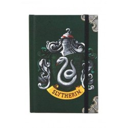 Libreta Slytherin de Harry Potter Tamaño A6