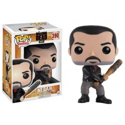 Figura Negan de The Walking Dead Pop Funko 10 cm