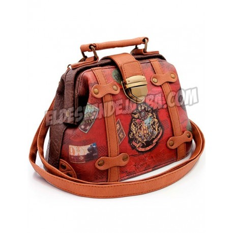 Bolso Doctor Harry Potter Vintage Hogwarts