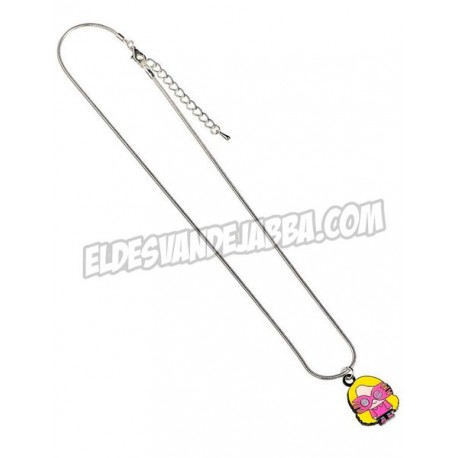 Collar Con Colgante Luna Lovegood Cute Collection de Harry Potter