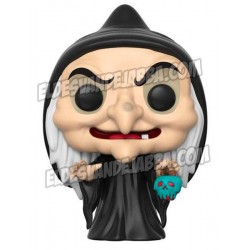 Figura Witch La Bruja de Blancanieves Cabezon Pop Funko 10 cm