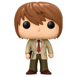 Figura Light de Death Note Pop Funko 10 cm