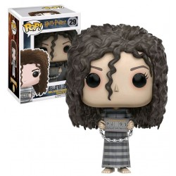 Figura Bellatrix Lestrange In Azkaban Exclusive Harry Potter Funko Pop
