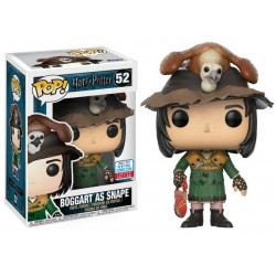 Figura Severus Snape as Boggart Exclusive New York Comin Con 2017 de Harry Potter Cabezon Pop Funko 10 cm