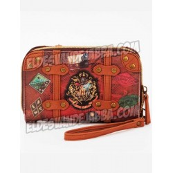 Cartera Harry Potter Vintage Hogwarts