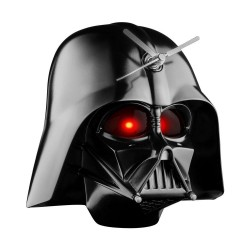 Reloj de Pared Darth Vader con Luces y Sonido de Star Wars