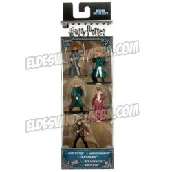 Set Minifiguras Harry Potter Metalicas Pack 1
