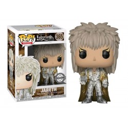 Figura Jareth Glitter Exclusive David Bowie Dentro Del Laberinto Cabezon Pop Funko 10 cm