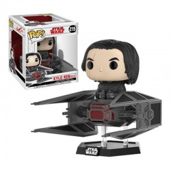 Figura Kylo Ren On Tie Fighter Star Wars Episode VIII Funko Pop