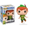 Figura Peter Pan Volando de Peter Pan Cabezon Pop Funko 10 cm