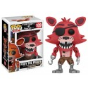 Figura Foxy The Pirate de Five Nights at Freddy's Pop Funko 10 cm
