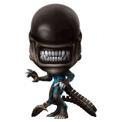 Figura Alien Xenomorph de Covenant Cabezon Pop Funko 10 cm
