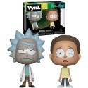 Pack Figuras Rick and Morty Cabezon Vynl Funko 10 cm