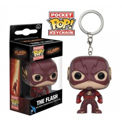 Llavero Flash de The Flash Pop Funko Pocket